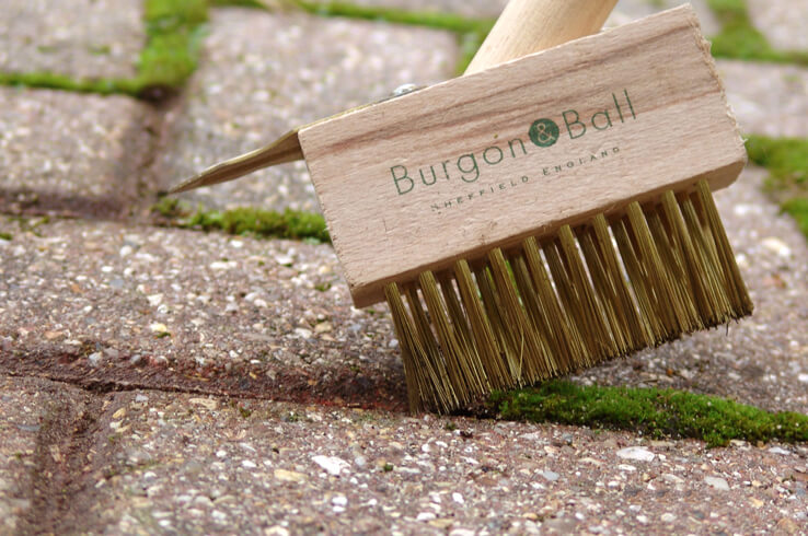 Brands - Burgon & Ball - Miracle Cleaning Brushes